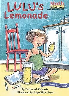 Library Book: Lulu's Lemonade