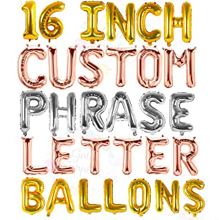 Best alphabet balloons price Reviews