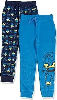 Marca Amazon - Spotted Zebra Mickey Mouse 2-pack Fleece Jogger Pants - athletic-pants Niños