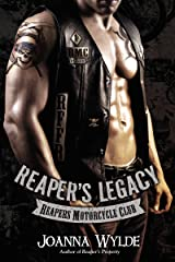 Reaper's Legacy (Reapers Motorcycle Club Book 2) Kindle Edition