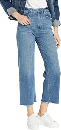 Hepburn High-Rise Wide Leg in Palmer