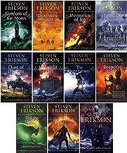 The Malazan Book of the Fallen 11 Book Collection (Vol. 1-11) - Steven Erikson
