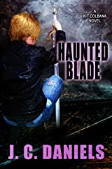 Haunted Blade (Colbana Files Book 6) (English Edition) Format Kindle