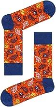 Happy Socks, Colorful Premium Cotton Celebrity Themed Socks for Men and Women