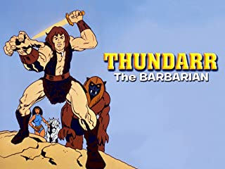 Thundarr The Barbarian: The Complete First Season