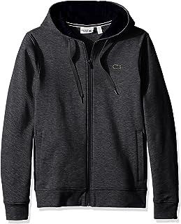 Men's Sport Fleece Zip Up Hooded Sweatshirt