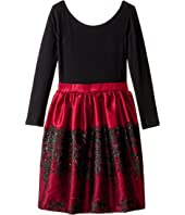 fiveloaves twofish - Bella Ballerina Holiday Dress (Little Kids/Big Kids)