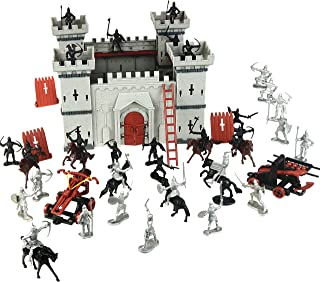 small toy castle
