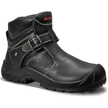 uvex Herren Damen Sicherheits-Stiefel Leder  Arbeits-Schutz Gr 38-48