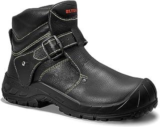 Obuwie ochronne CARL S3, męskie buty spawalnicze, lekkie, czarne, stalowa noska, rozmiar 42