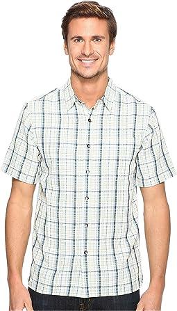 Pilat Plaid Short Sleeve Shirt