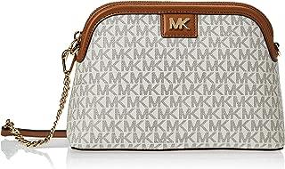 Michael Kors Womens Lg Zip Dome Xbody Handbag