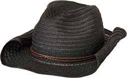 San Diego Hat Company - PBC2443OS Paperbraid Cowboy w/ Double Braid Trim
