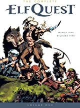 The Complete Elfquest Volume 1: The Original Quest (Elf Quest)