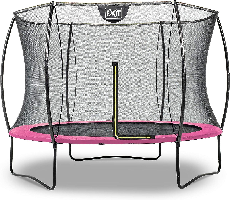genuina alta calidad EXIT Trampoline Silhouette - 366 cm - - - Roze  ahorra hasta un 30-50% de descuento