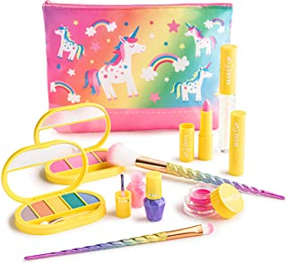 Make it Up Unicorn Collection - قابل شستشو - غیر سمی - ست آرایشی ایمن برای کودکان