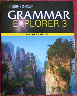 Grammar Explorer Teachers Guide Level 3