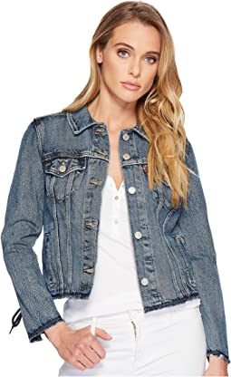 Levi's® Womens - Original Trucker with Embellishment