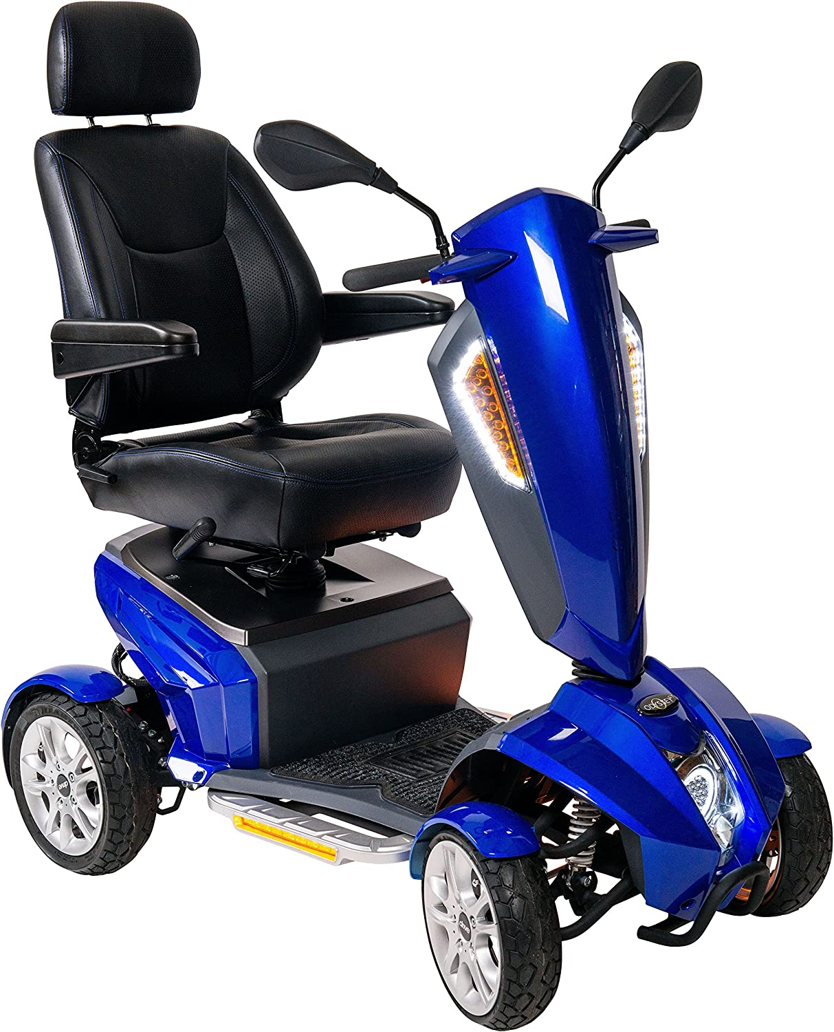 Drive Medical Odyssey GT Executive 激安卸販売新品 アイテム勢ぞろい Power Scooter Mobility Captai