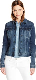 AG Adriano Goldschmied Women's The The Robyn Denim Jacket