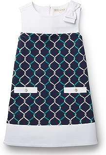 Girls Ponte Dress