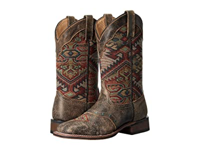 Laredo Scout (Brown) Cowboy Boots