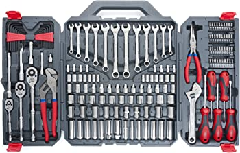 Apex Tool 170-Pc. Crescent Tool Set