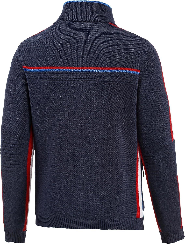 CMP Veste en tricot pour homme Bleu Marine