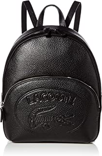 Women's Leather Croc Backpack