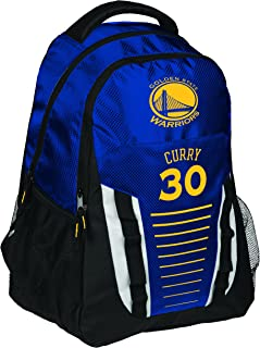 Golden State Warriors Franchise Backpack Gym Bag - Stephen Curry #30