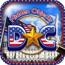 Hidden Objects Washington DC Secret – Seek & Find Object Puzzle Photo Pic Time & Spot the Difference Quest Adventure Game