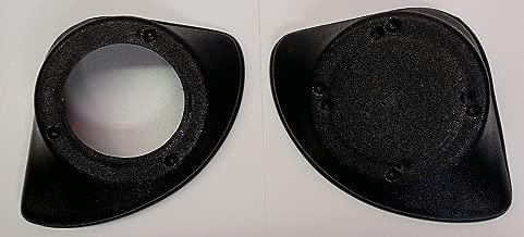 CNT Universal Mount Speaker pod Custom car Audio enclosureMADE in The USA