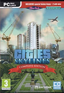 Cities Skylines - Complete Edition (PC/MAC)