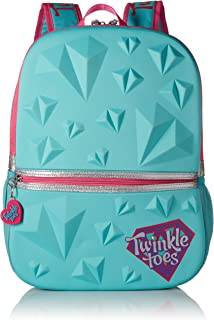 Skechers Kids Girls' Little Twinkle Toes Backpacks, Bags, and Lunch Boxes