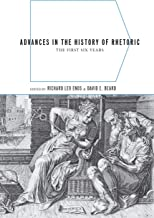 Best advances in the history of rhetoric Reviews