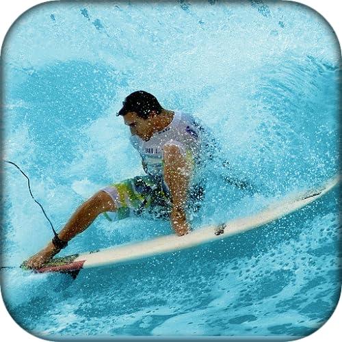 Wet Wave Surfer
