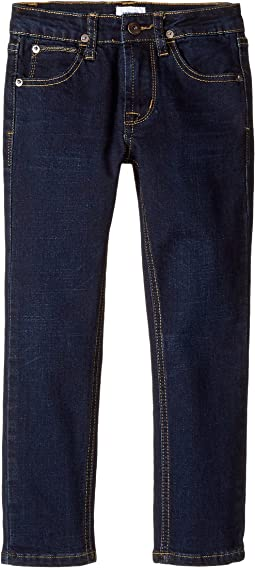 Jagger Slim Straight Fit in Shaken Blue (Toddler/Little Kids/Big Kids)