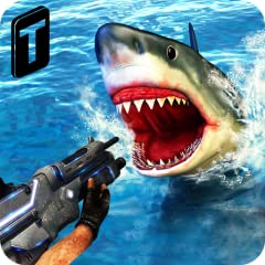 Easy and Smooth controls to enhance your shooting experience Stunning 3D Graphics depicting Ocean and Beach EnvironmentsA mission to save Jet-Ski riders from Crazy SharksSmooth, Easy, and Addictive gameplayMany Weapons to choose from including MP5...