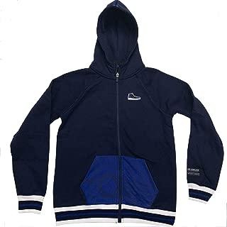 Jordan Air Boys 8-20 AJ1 Franchise Full Zip Active Hoodie Sweatshirt