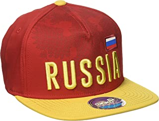 "Outerstuff World Cup Soccer boys World Cup Soccer Youth Boys""Jersey Hook Flag"" Snapback Hat"