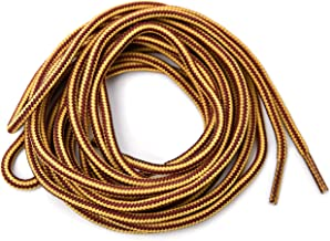 Mercury + Maia 'Jaguar' Boot Laces - 2 Pair Pack - Strong Shoelaces When Just Any Bootlace Won't Do
