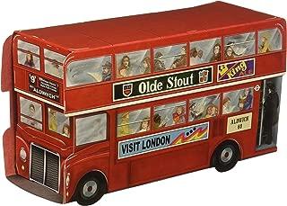 Beistle 54122 Double Decker Bus Centerpiece, 91/4-Inch