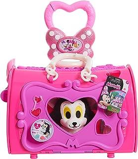Minnie Happy Helpers Pet Carrier, Pink
