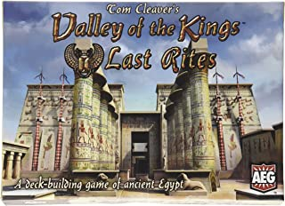 Alderac Entertainment Group (AEG) 5882AEG Valley of The Kings Last Rites