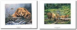 northwest native art bear