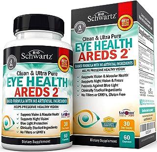 Eye Health Areds 2 60 capsules