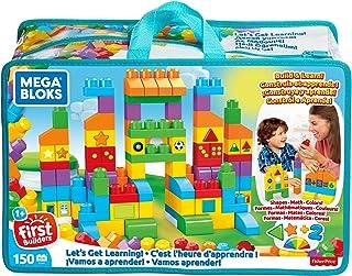Mega Bloks Let`s Get Learning Building Set