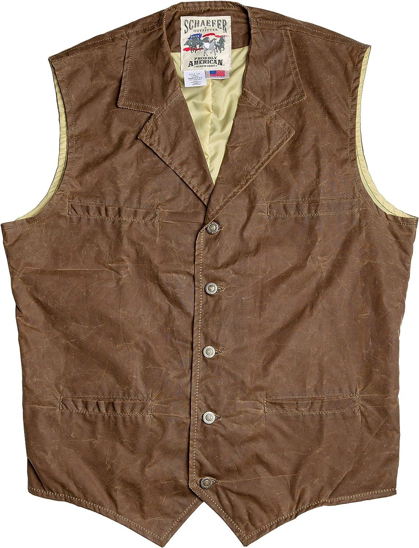 Schaefer Ranchwear 705 Ranger Vest