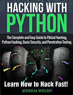 Best beginning ethical hacking with python pdf Reviews