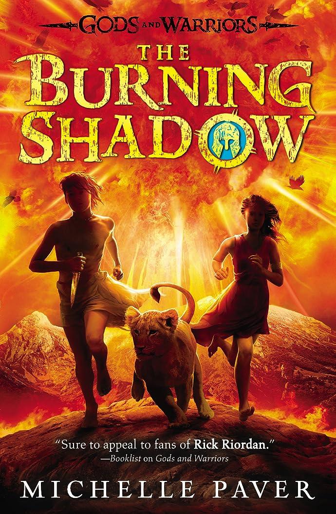 オーディションシャトルネックレスThe Burning Shadow (Gods and Warriors Book 2) (English Edition)